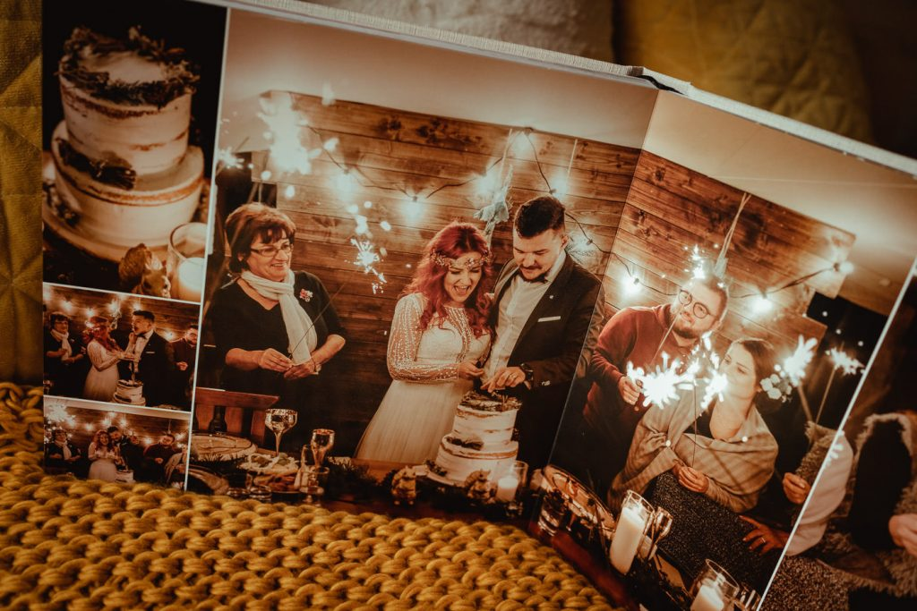 MEMO photo agency - svadobny album od Antal photo books