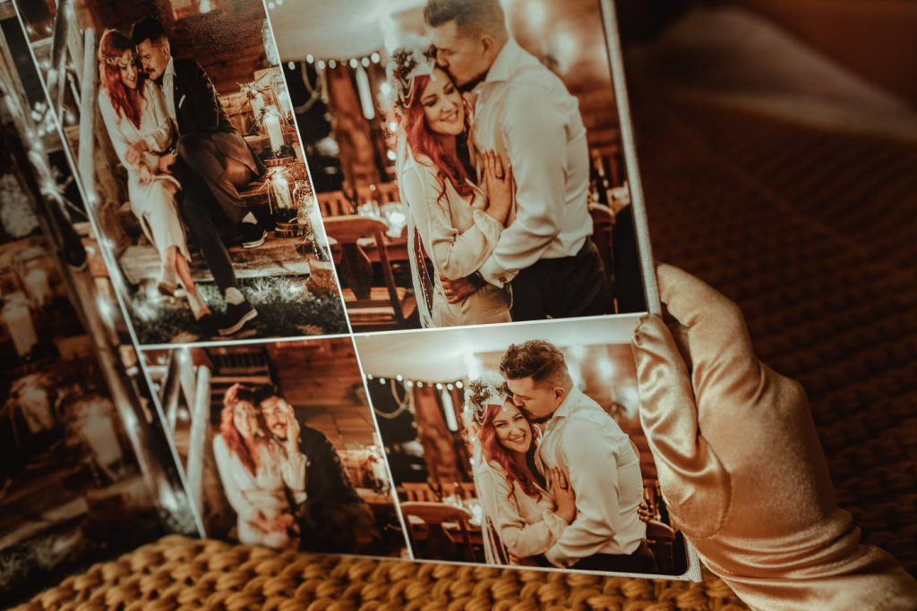 MEMO photo agency - svadobny album od Antal photo books